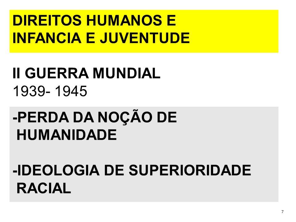 -IDEOLOGIA DE SUPERIORIDADE RACIAL
