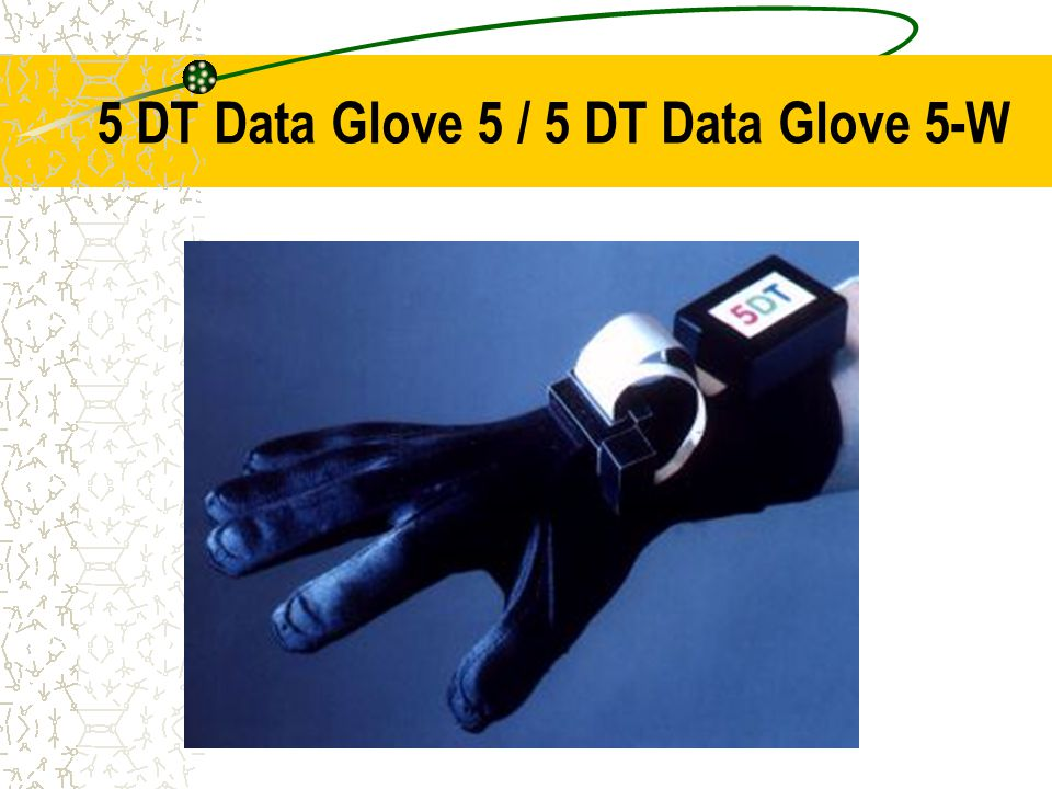 5 DT Data Glove 5 / 5 DT Data Glove 5-W