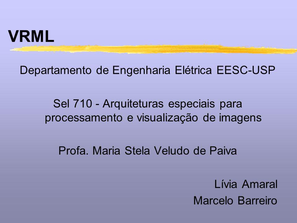 VRML Departamento de Engenharia Elétrica EESC-USP