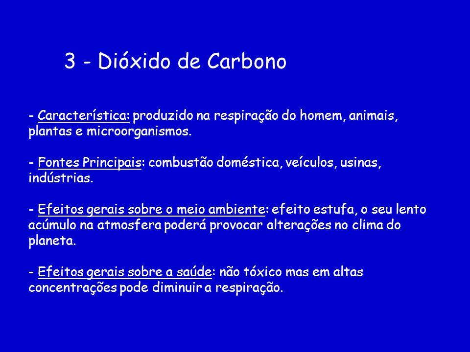 3 - Dióxido de Carbono