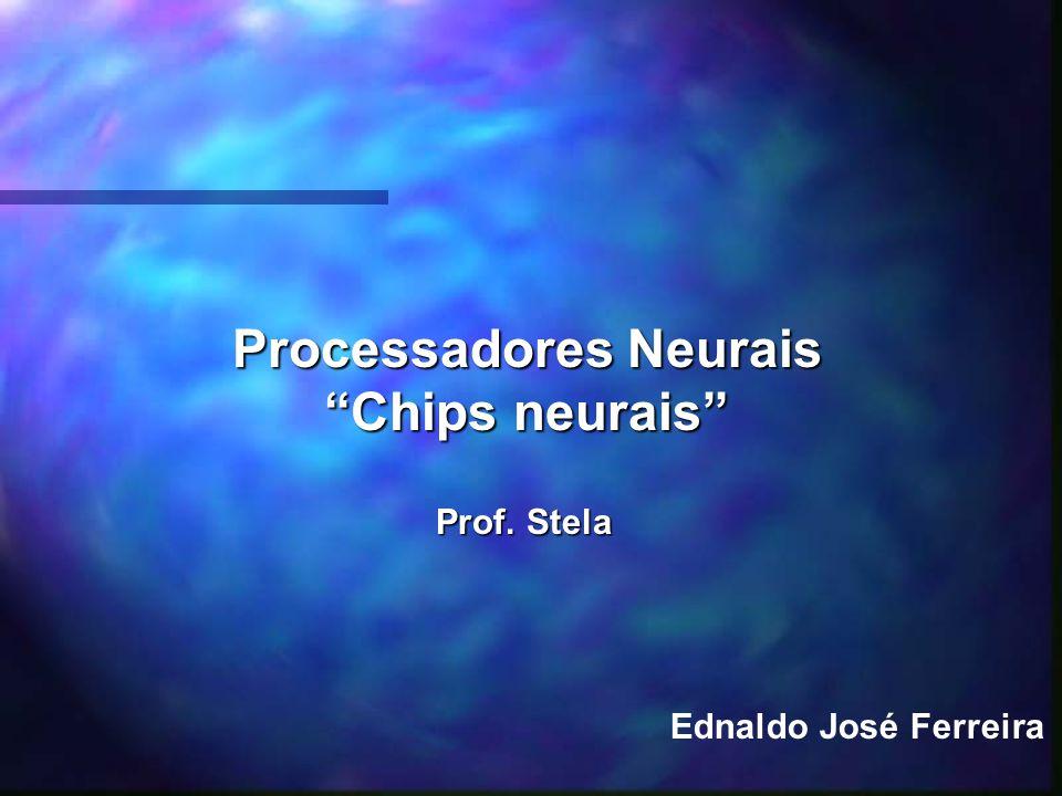 Processadores Neurais