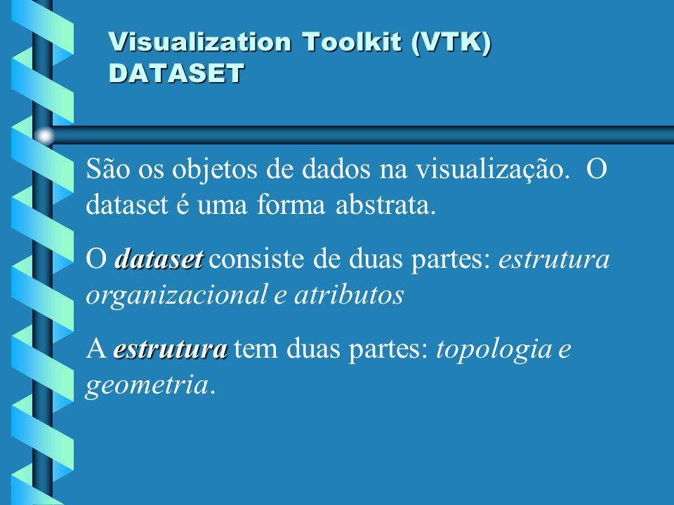 Visualization Toolkit (VTK) DATASET