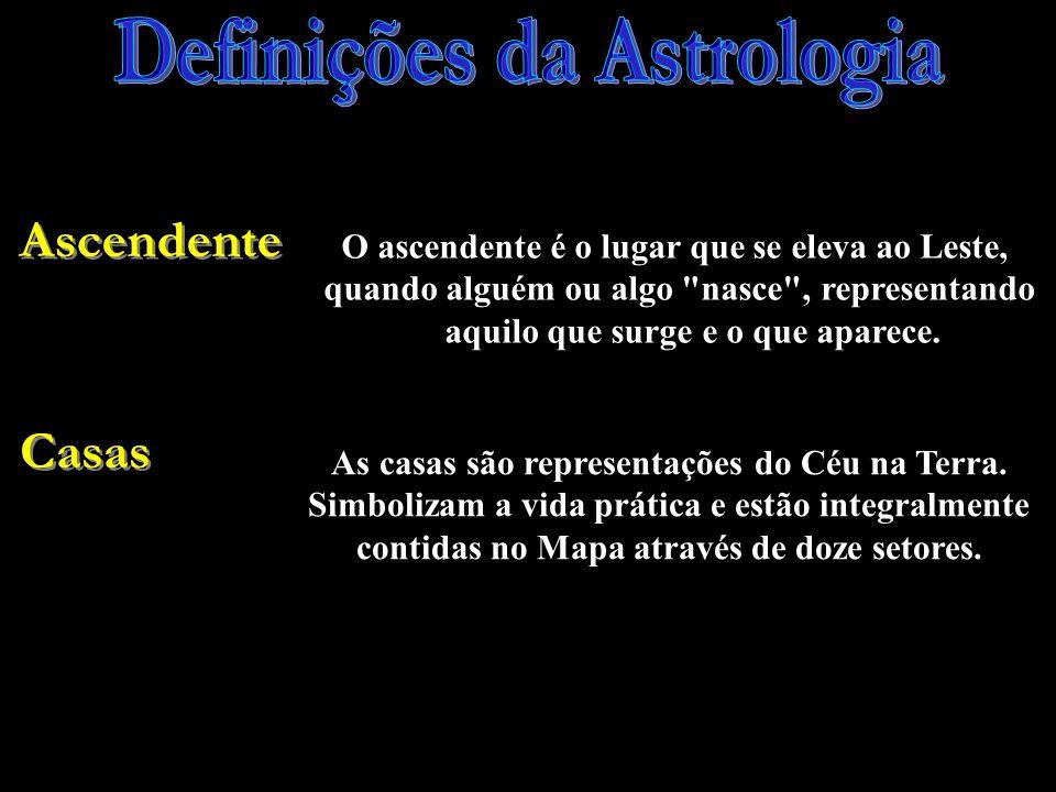 Definições da Astrologia