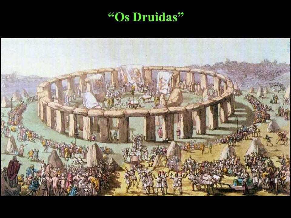 Os Druidas