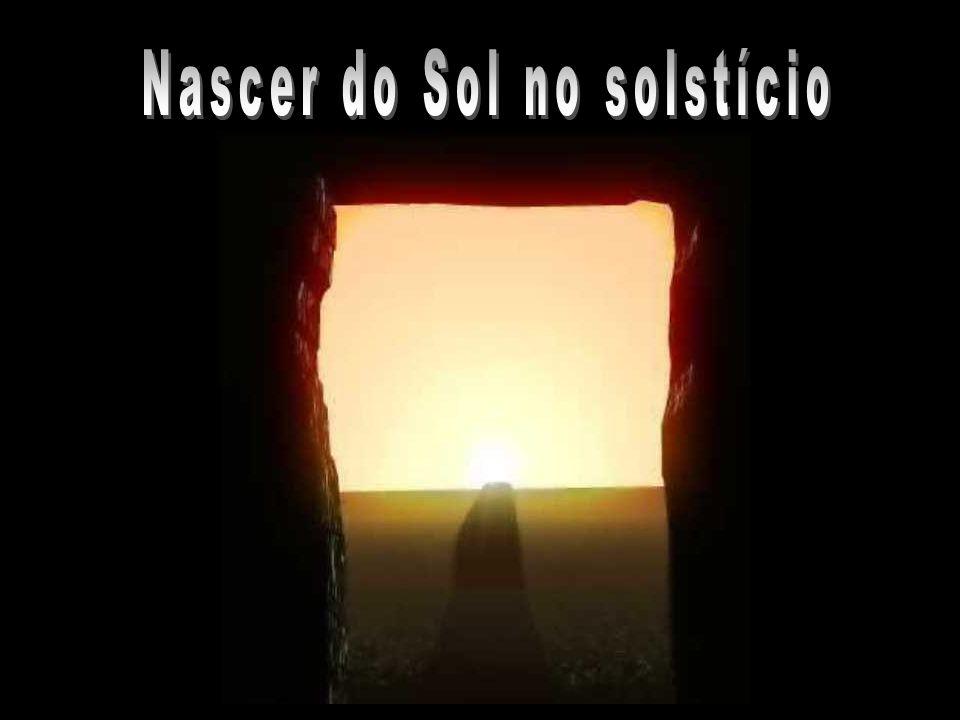 Nascer do Sol no solstício