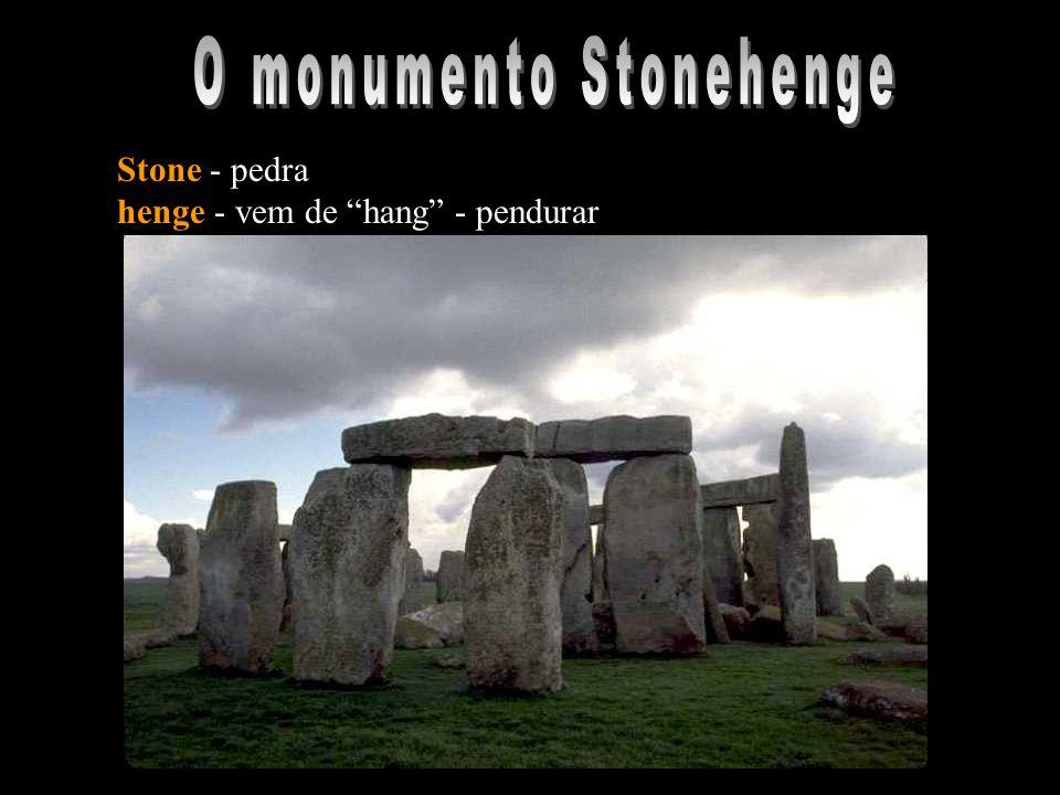 O monumento Stonehenge
