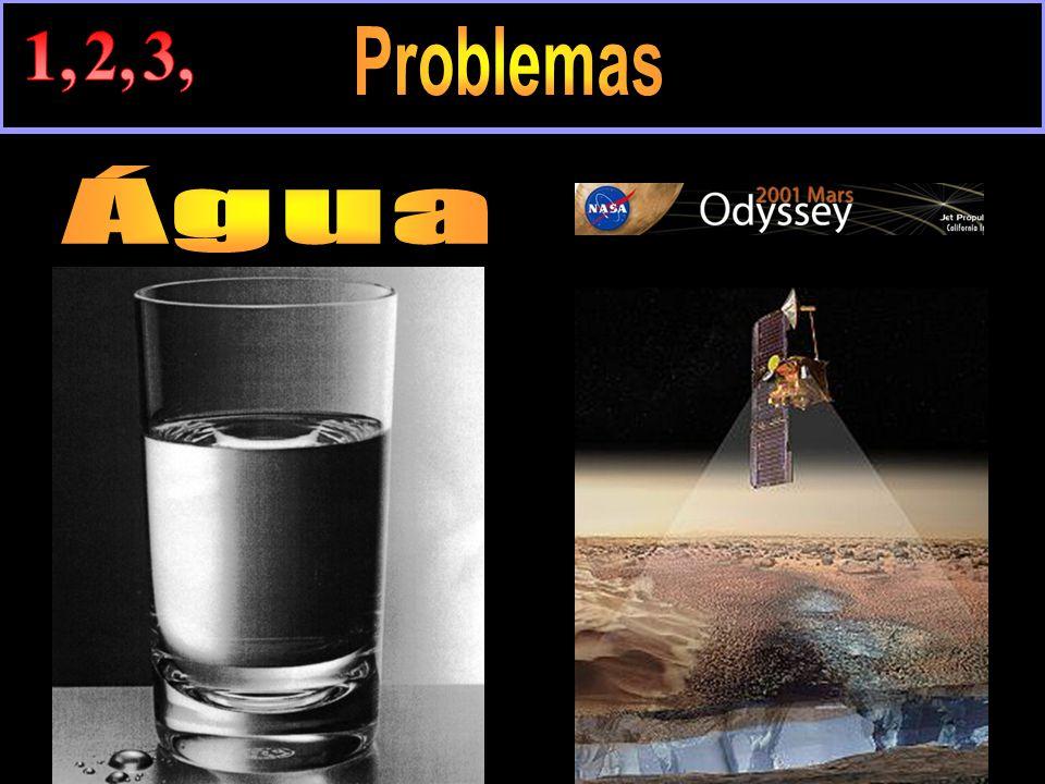 1, 2, 3, Problemas Água