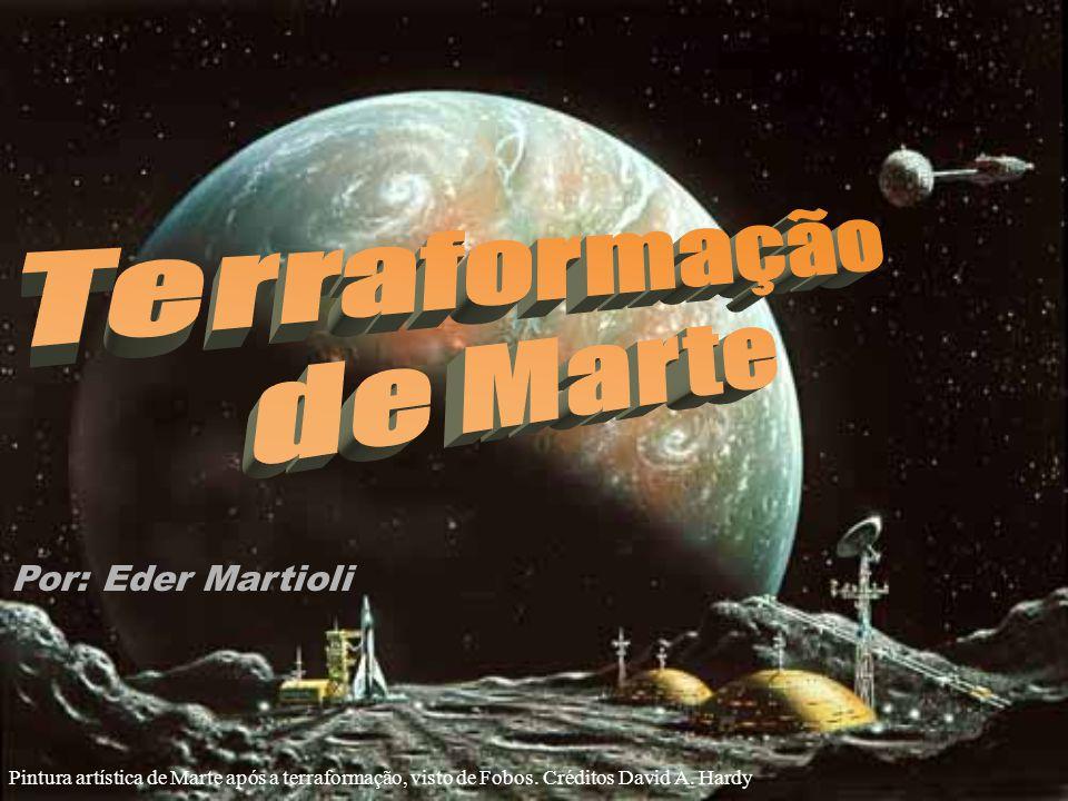 Terraformação de Marte
