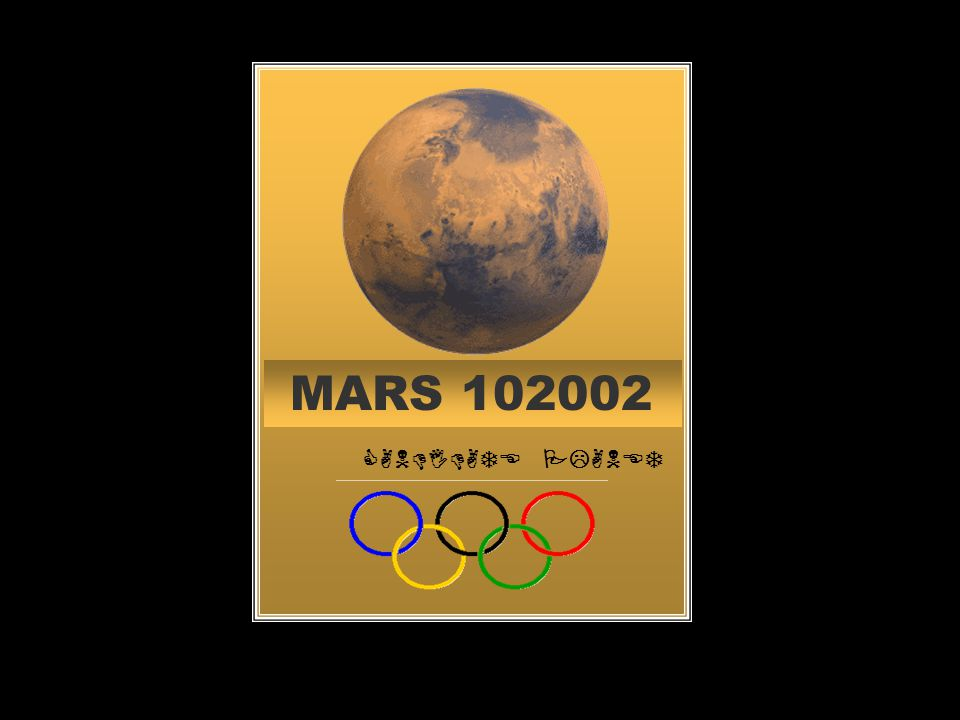 MARS 102002 CANDIDATE PLANET