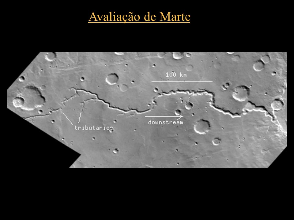Avaliação de Marte