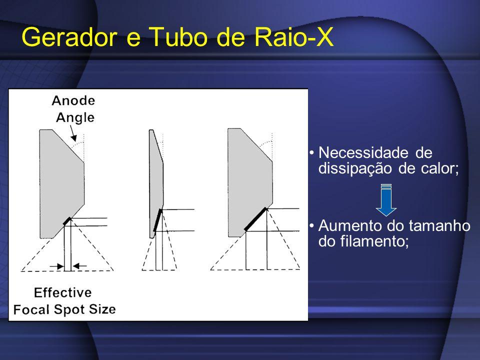 Gerador e Tubo de Raio-X
