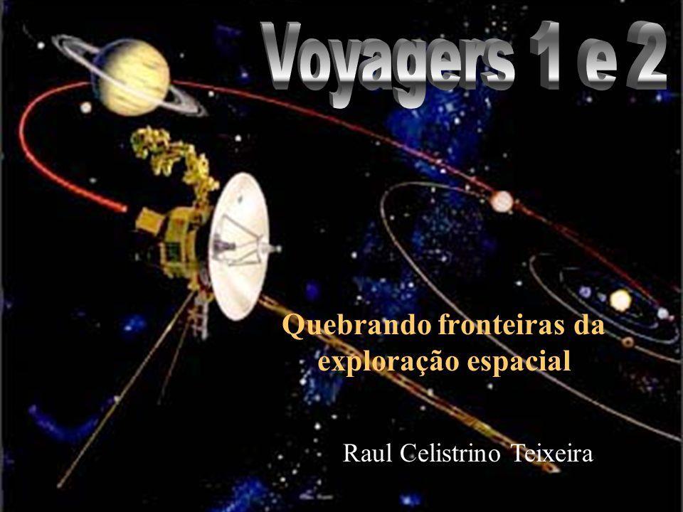Quebrando fronteiras da exploração espacial