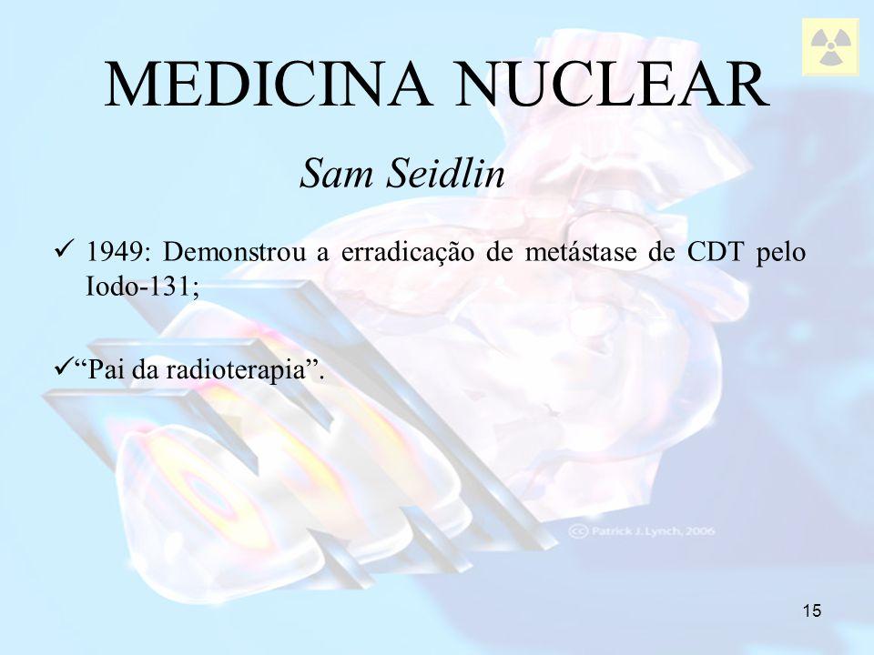 MEDICINA NUCLEAR Sam Seidlin