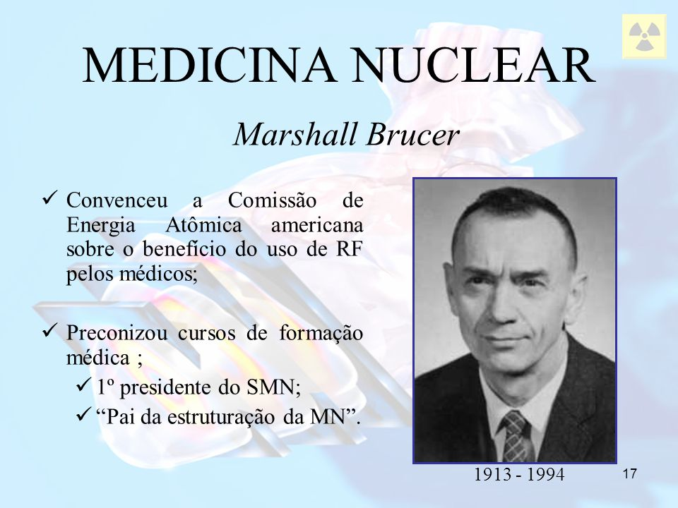MEDICINA NUCLEAR Marshall Brucer
