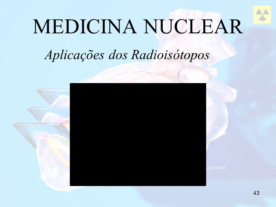 Aplicações dos Radioisótopos