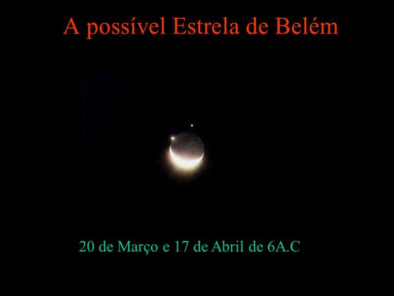A possível Estrela de Belém
