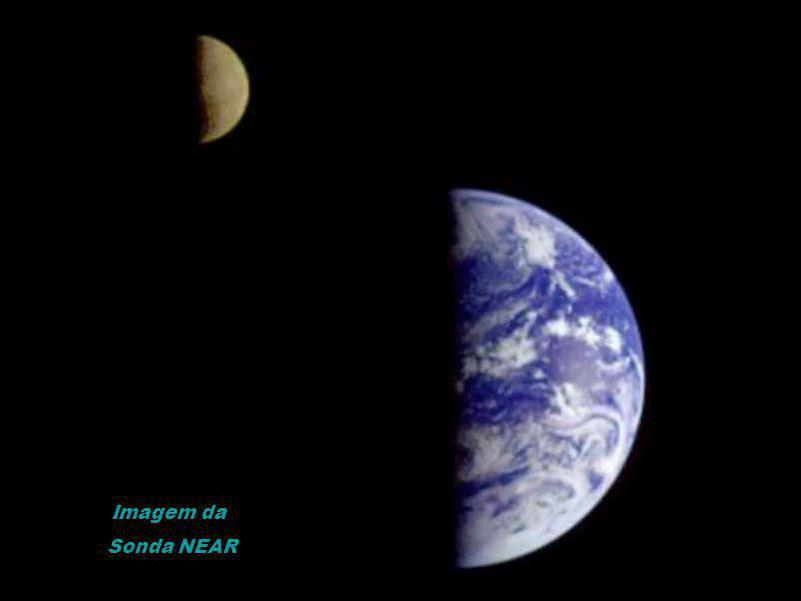 Imagem da Sonda NEAR