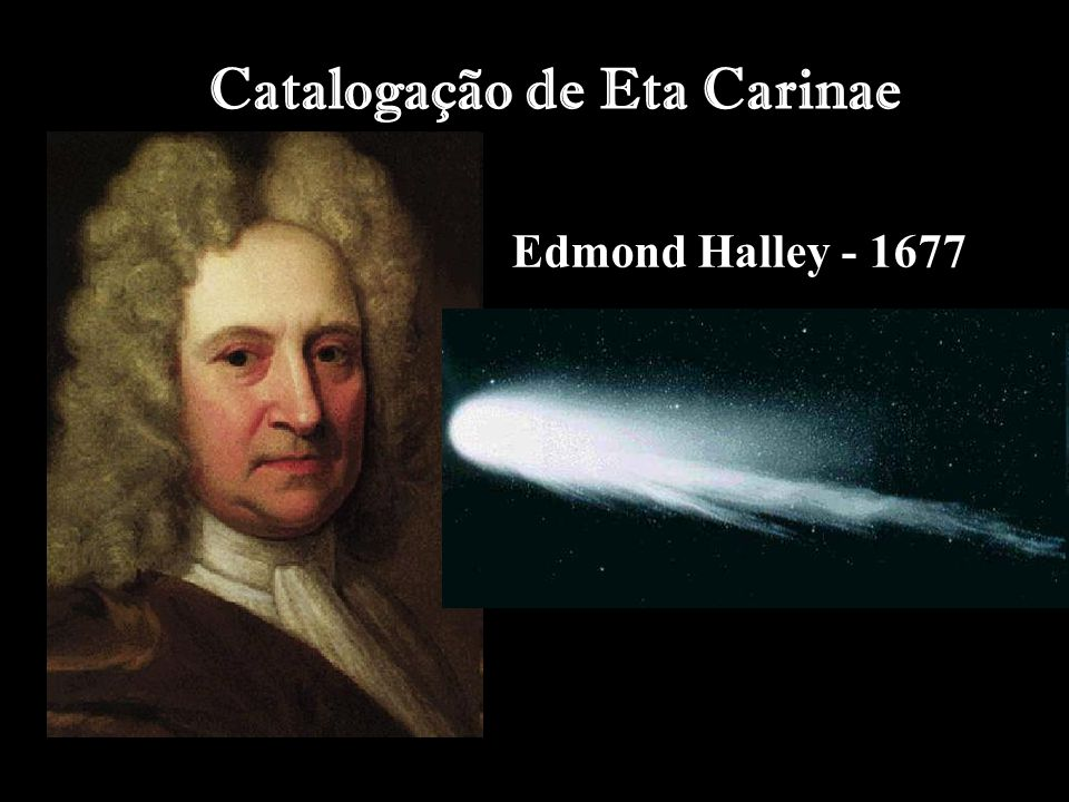 Catalogação de Eta Carinae