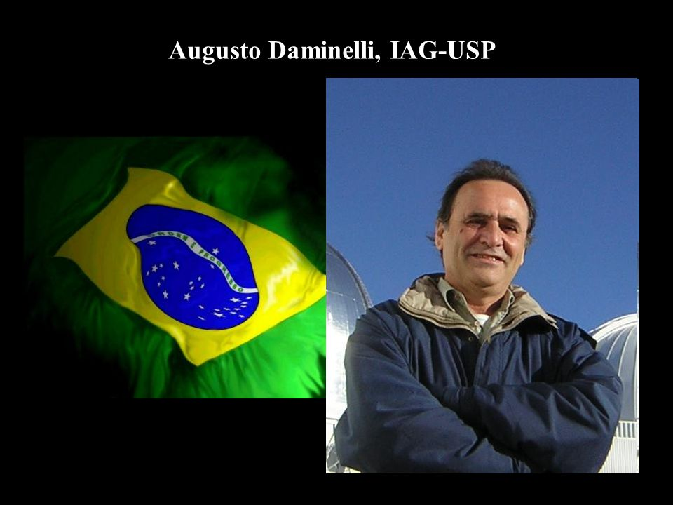 Augusto Daminelli, IAG-USP