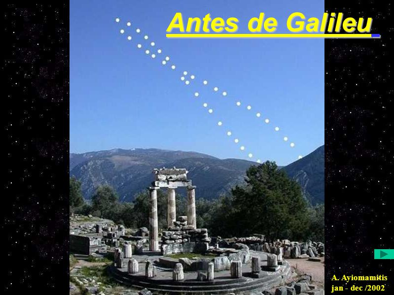 Antes de Galileu A. Ayiomamitis jan - dec /2002