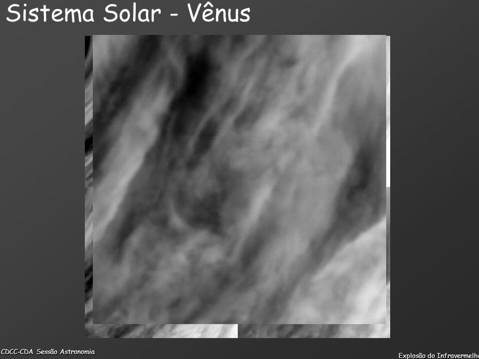 Sistema Solar - Vênus Sistema Solar