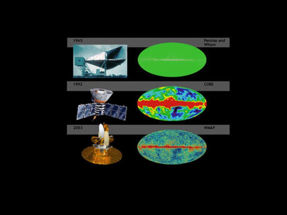 A RCFM (Radiação Cosmológica de Fundo em Microondas) é uma forte evidência de que o Universo, em uma época qualquer no passado, era muito mais denso e quente do que é hoje. A RCFM, formada cerca de 380 mil anos após a criação, foi-se resfriando por causa da expansão e hoje a temperatura medida é de 2,726 graus K. Essa temperatura corresponde à faixa de microondas no espectro eletromagnético e vem de todas as regiões do céu. A potência dessa emissão é distribuída num grande intervalo de freqüências, ao invés de estar concentrada numa única freqüência, como acontece com um transmissor de rádio normal.