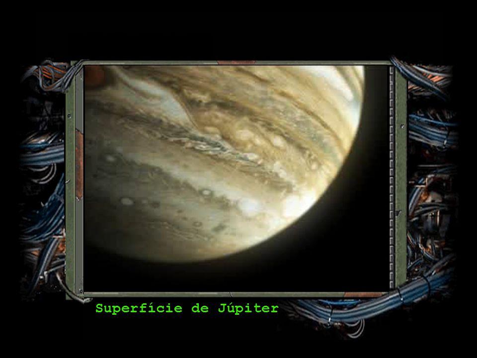 Superfície de Júpiter