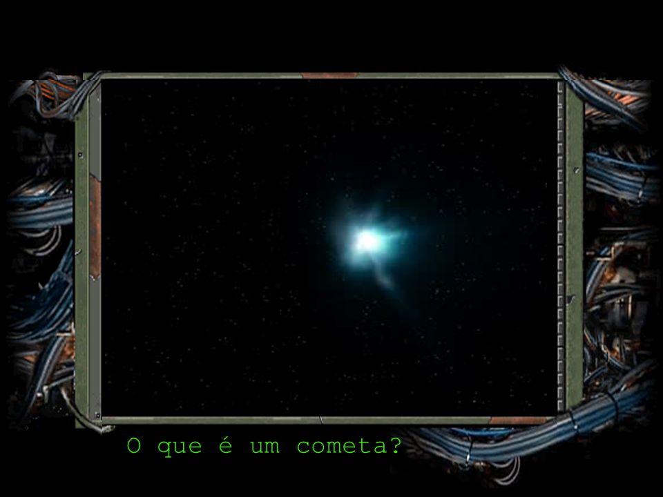 O que é um cometa