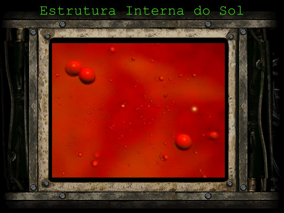 Estrutura Interna do Sol