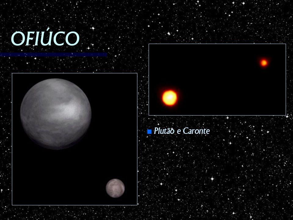 OFIÚCO Plutão e Caronte