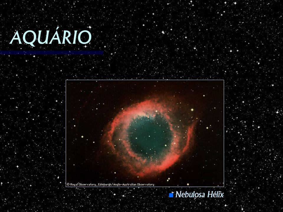 AQUÁRIO Nebulosa Hélix