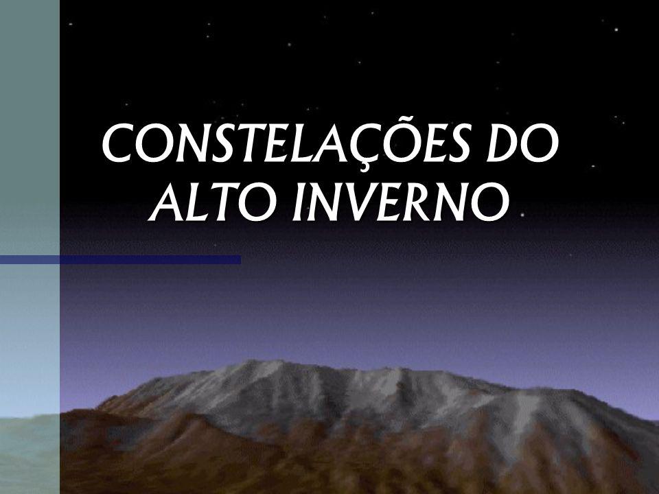 CONSTELAÇÕES DO ALTO INVERNO