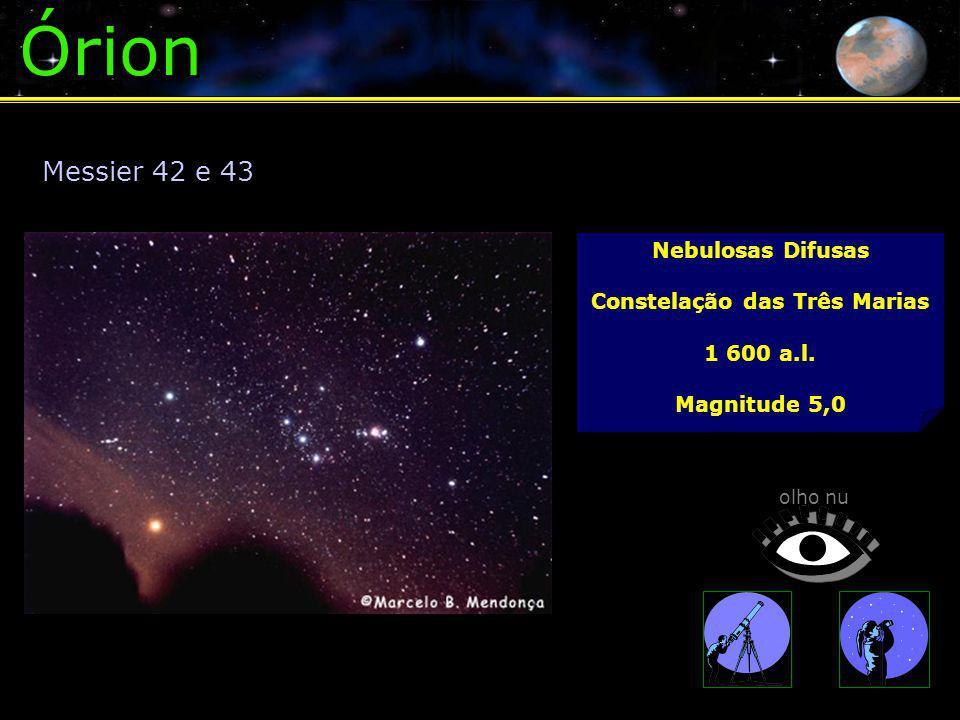 Constelação das Três Marias