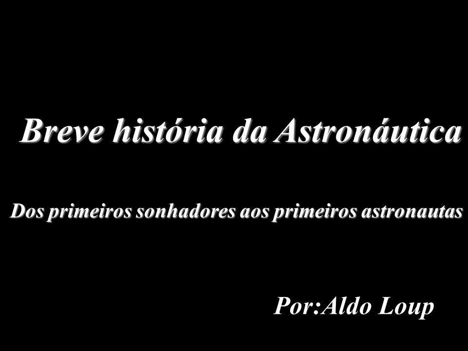 Breve história da Astronáutica