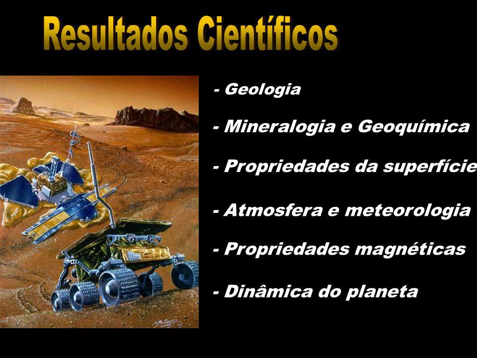 Resultados Científicos