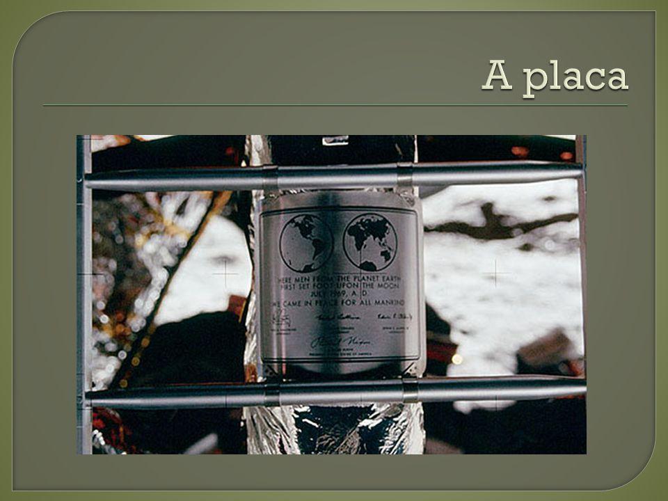 A placa
