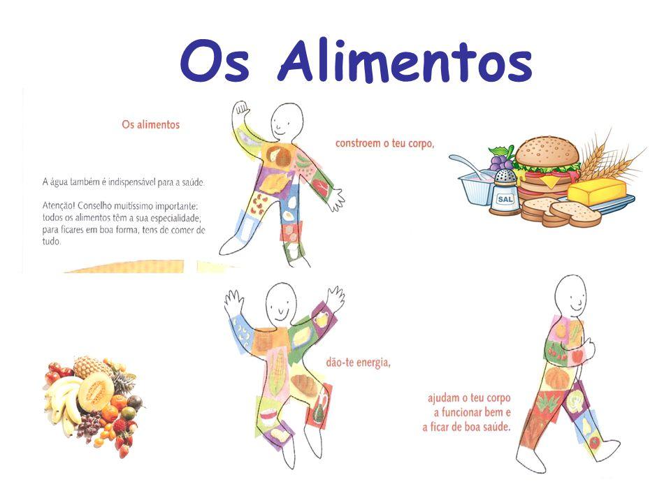 Os Alimentos