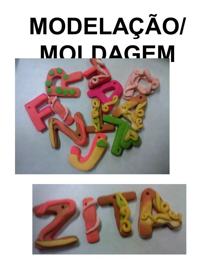 MODELAÇÃO/MOLDAGEM