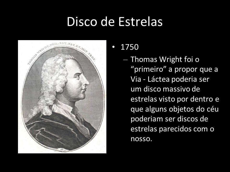 Disco de Estrelas 1750.