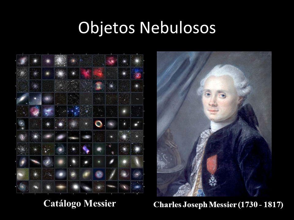 Objetos Nebulosos Catálogo Messier