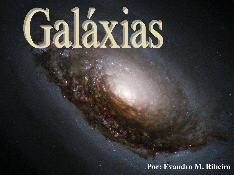 Galáxias Imagem: galáxia M64 hubblesite.org/ Por: Evandro M. Ribeiro