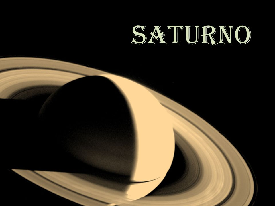 Saturno Saturn s Shadow Date: 16 Nov 1980