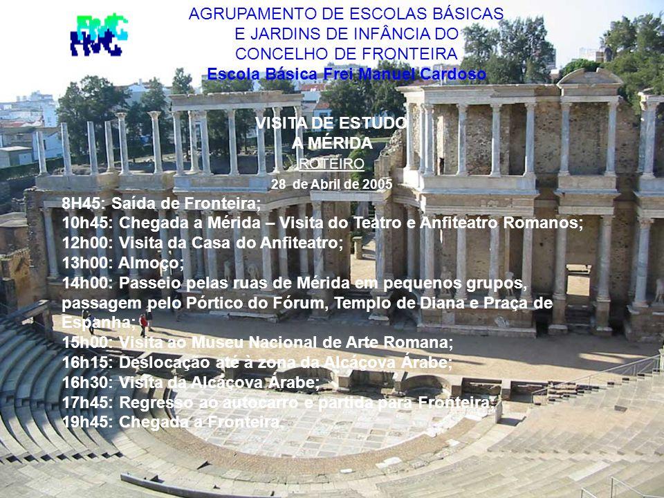 Escola Básica Frei Manuel Cardoso
