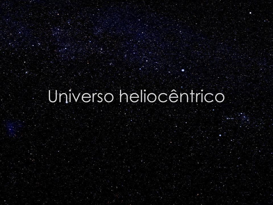 Universo heliocêntrico