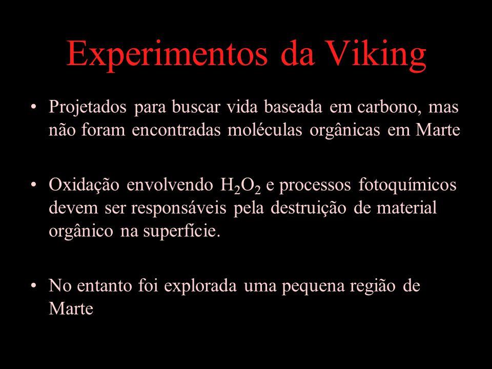 Experimentos da Viking