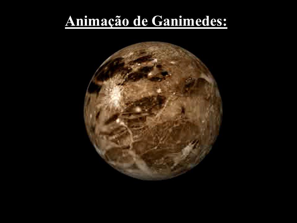 Animação de Ganimedes:
