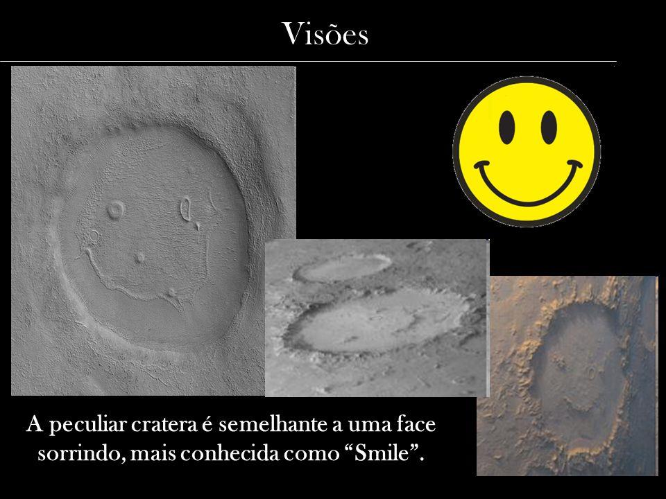 Visões http://www.humornaciencia.com.br/fisica/sorrisomarte2.jpg. http://www.gluon.com.br/blog/wp-content/uploads/2007/08/sorrisomarte1-rosto.jpg.