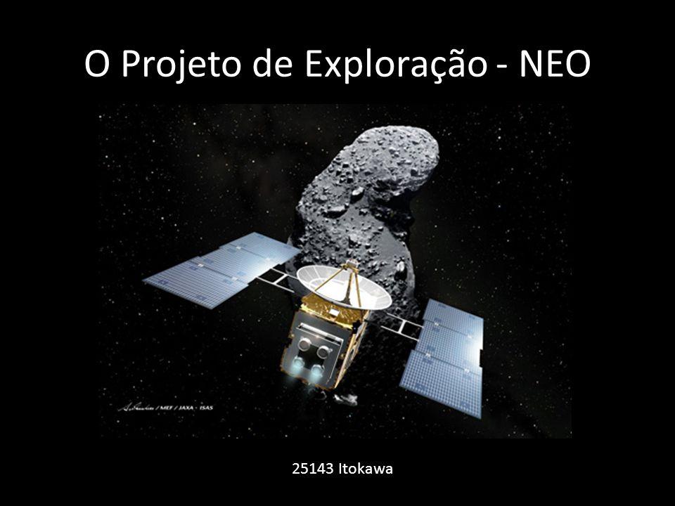 O Projeto de Exploração - NEO