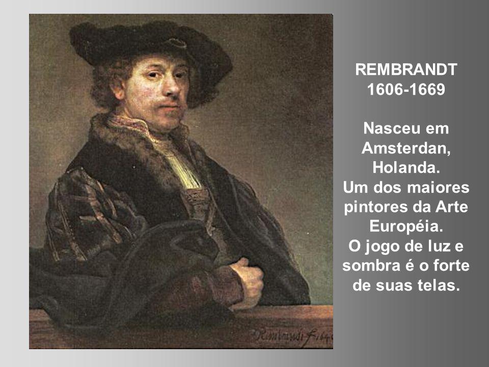 Nasceu em Amsterdan, Holanda.