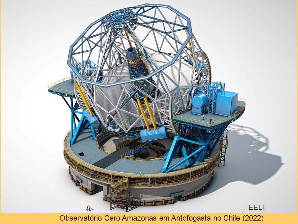 Observatório Cero Amazonas em Antofogasta no Chile (2022)